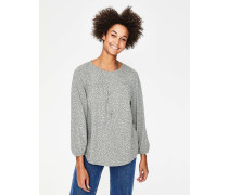 Freya Jersey-Shirt Grey Damen