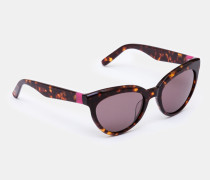 Blair Sonnenbrille Brown Damen