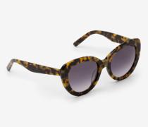 Marseille Sonnenbrille Brown Damen