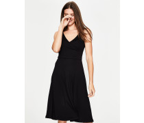 Willa Jerseykleid Black Damen