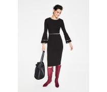 Cora Jerseykleid Black Damen