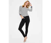 Mayfair Röhrenjeans Black Damen