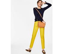 Richmond 7/8-Hose Yellow Damen