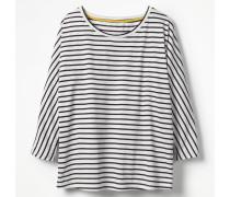 Superweiches Oversize-T-Shirt Natural Damen