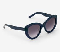 Marseille Sonnenbrille Navy Damen
