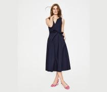 Joyce Kleid Navy Damen