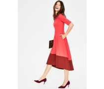 Wren Ponte-Kleid Red Damen