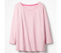 Superweiches Oversize-T-Shirt Pink Damen