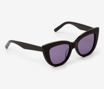 Valencia Sonnenbrille Black Damen