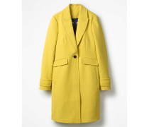Aileen Mantel Yellow Damen