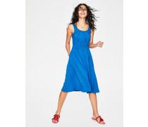 Emmie Jerseykleid Blue Damen