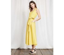 Riviera Kleid Yellow Damen