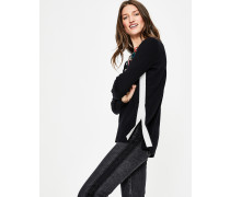 Logan Pullover Black Damen