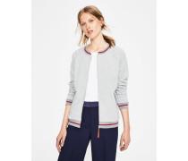 Whitstable Jacke aus Jersey Grey Damen