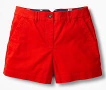 Rachel Chino-Shorts Red Damen