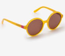 Althea Sonnenbrille Yellow Damen