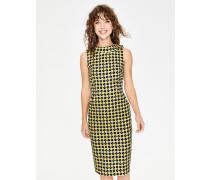 Martha Kleid mit Ziernaht Yellow Damen
