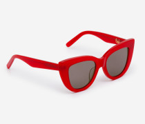 Valencia Sonnenbrille Red Damen