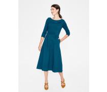 Maddie Ponte-Kleid Blue Damen