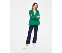 Gabriella Ponte-Blazer Green Damen