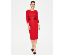 Laura Ottoman-Kleid Red Damen