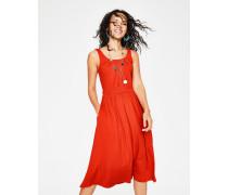 Emmie Jerseykleid Orange Damen