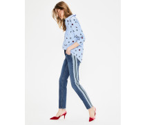Cavendish Girlfriend-Jeans Multi Damen