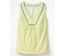 Tarifa Jerseyshirt Yellow Damen