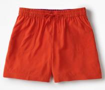 Talia Shorts Orange Damen