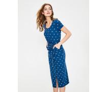 Hallie Jerseykleid Blue Damen