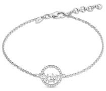 FAVS. Damen-Armband Basic 925er Silber 29 Zirkonia