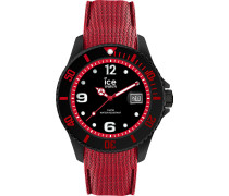 Ice-Watch Herren-Uhren Analog Quarz