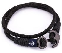 Constantin Nautics Unisex-Armband Kunststoff/Edelstahl
