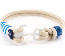 Constantin Nautics Damen-Armband Kunststoff/Edelstahl