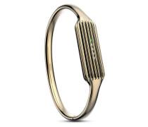 Armreif für Flex 2 aus vergoldetem Edelstahl