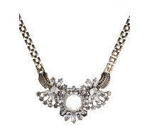 Halskette Dores aus Metall