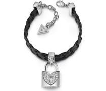 Guess Damen-Armband Messing Kristall
