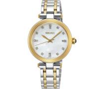 Seiko Damen-Uhren Analog Quarz
