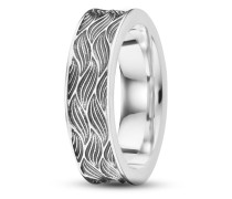 Ring Nautic Traveller aus 925 Sterling Silber-62