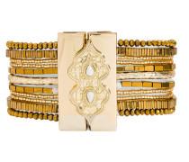 Armband Santafe Gold aus Metall & Harz-170 mm