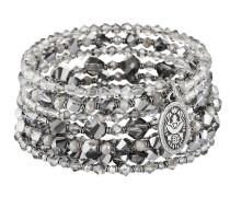 Armband MyRouge aus Metall mit Glassteinen