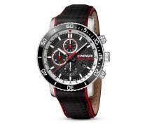 Schweizer Chronograph Roadster Black Night 01.1843.105