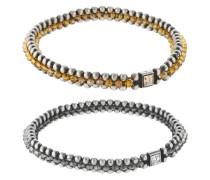 Set Bead Snakes mit Armbändern
