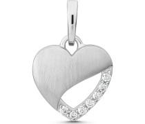 Anhänger Herz aus Sterling Silber