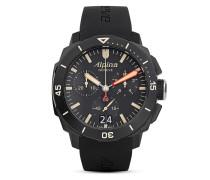 Schweizer Chronograph Seastrong Diver 300 AL-372LBBG4FBV6
