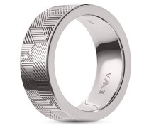 Ring aus Edelstahl-63