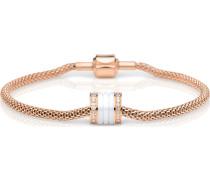 Armband aus Edelstahl & Keramik