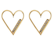 Ohrhänger aus vergoldetem 925 Sterling Silber
