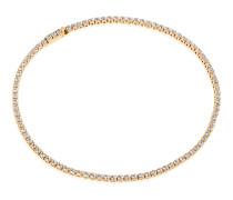 Armband Ellera aus vergoldetem 925 Sterling Silber mit Zirkonia