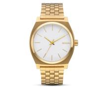 Quarzuhr Time Teller A045-508-00 Gold / White
